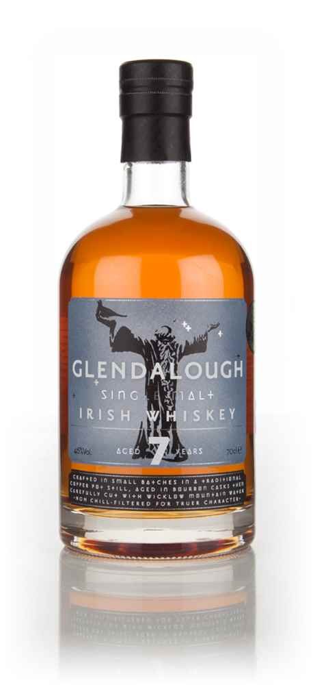 Glendalough 7 Year Old Irish Whiskey