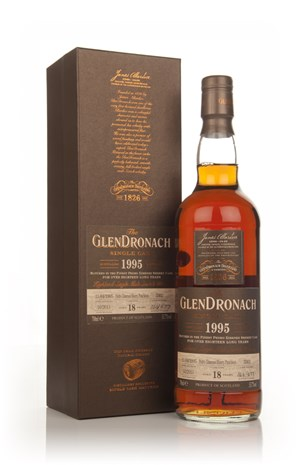 GlenDronach 18 Year Old 1995 (cask 3302) - Batch 9