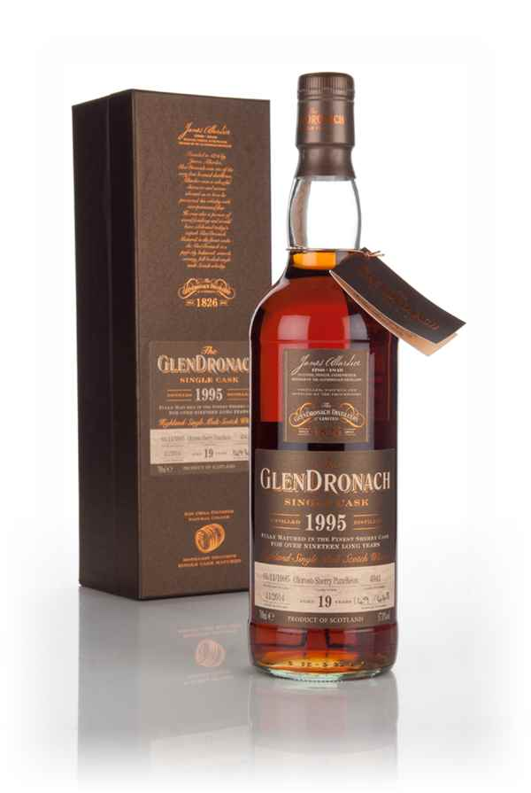 GlenDronach 19 Year Old 1995 (cask 4941) - Batch 11