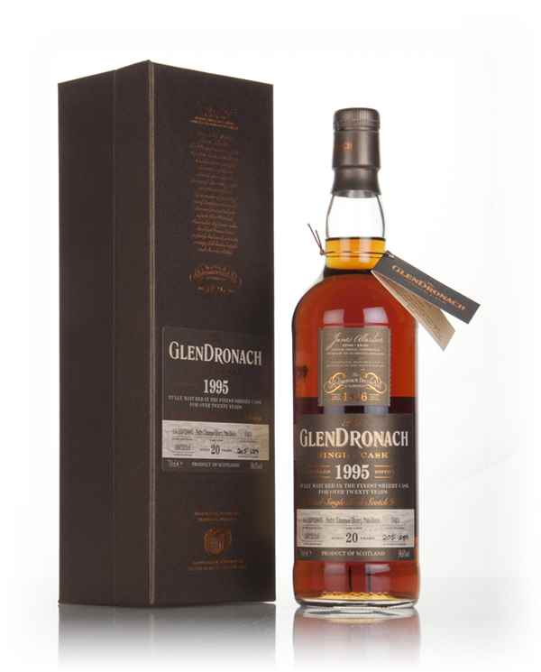 GlenDronach 20 Year Old 1995 (cask 543)