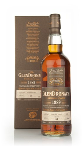 GlenDronach 23 Year Old 1989 Batch 6