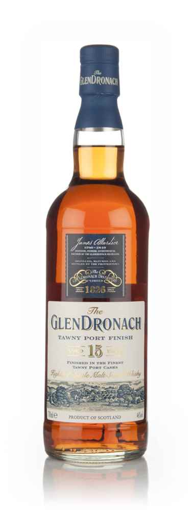 The GlenDronach 15 Year Old (Tawny Port Cask Finish)