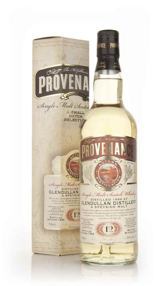 Glendullan 12 Year Old 1999 - Provenance (Douglas Laing)