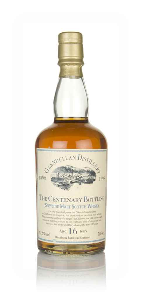 Glendullan 16 Year Old - The Centenary Bottling