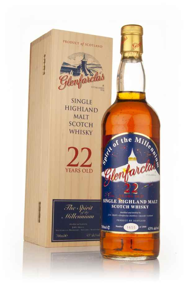 Glenfarclas 22 Year Old - The Spirit of the Millennium