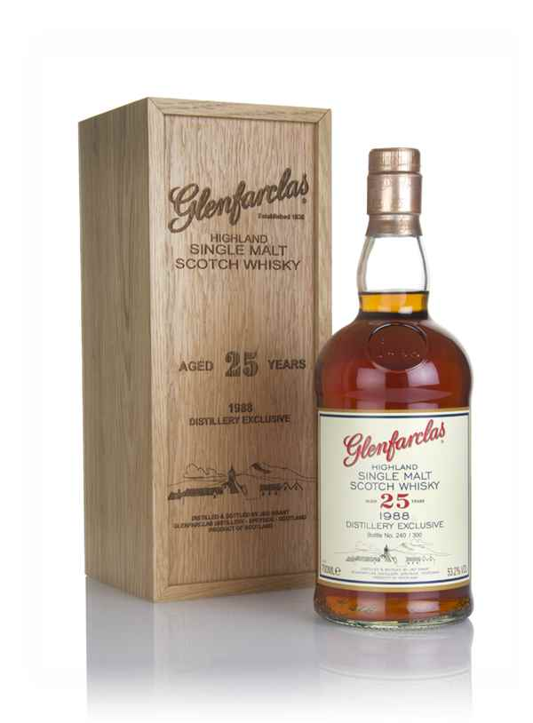 Glenfarclas 25 Year Old 1988 Distillery Exclusive