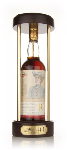 "Glenfarclas 40 Year Old - Scottish Classic ""David Balfour"""