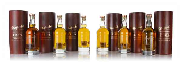 Glenfarclas Trilogy Collection (6 x 70cl)