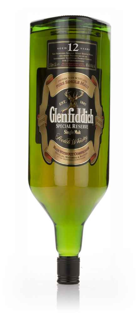Glenfiddich 12 Year Old 1.5l
