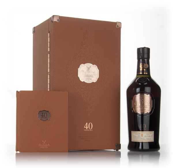 Glenfiddich 40 Year Old - Rare Collection (Release Number 13)