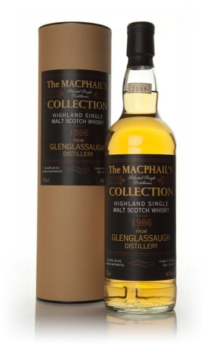 Glenglassaugh 1986 - The MacPhail's Collection (Gordon & MacPhail)