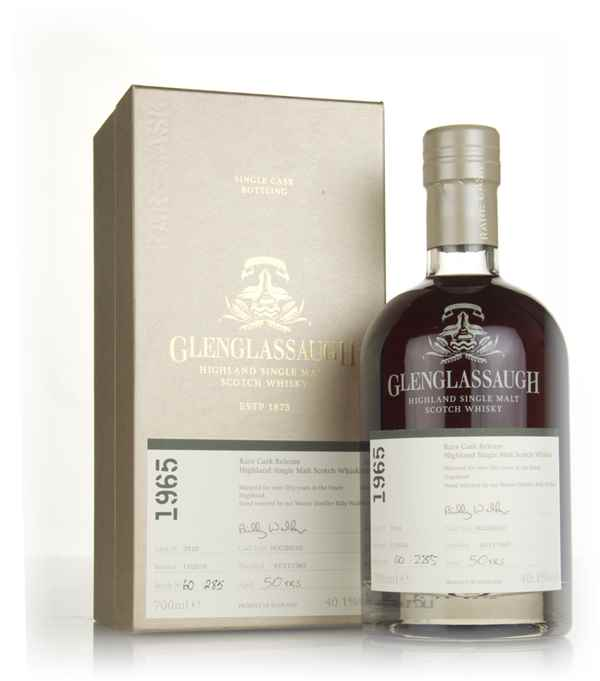 Glenglassaugh 50 Year Old 1965 (cask 3510) - Rare Cask Release Batch 3