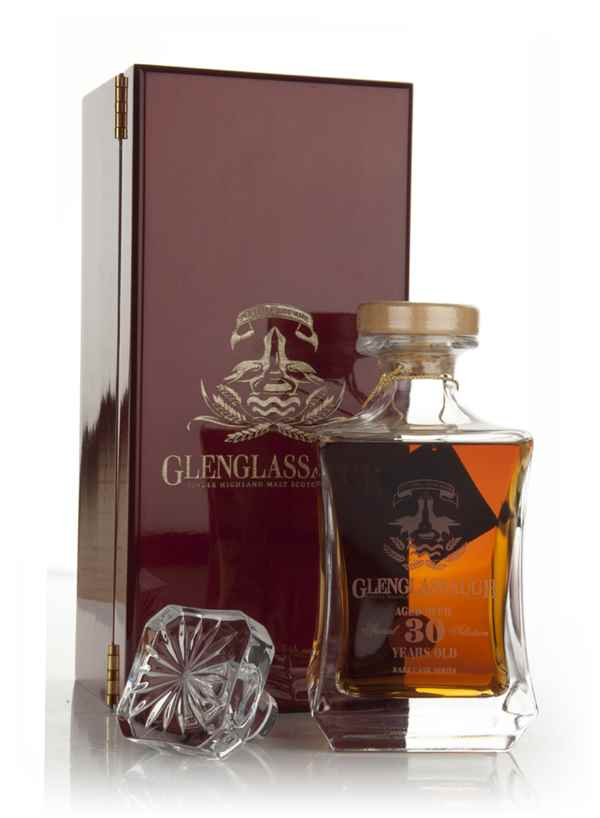 Glenglassaugh Aged Over 30 Years Old - Rare Cask Series