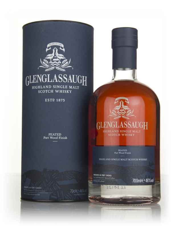 Glenglassaugh Peated Port Wood Finish