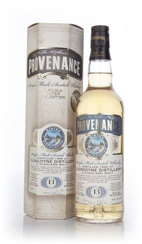 Glengoyne 13 Year Old 1999 (cask 9517) - Provenance (Douglas Laing)