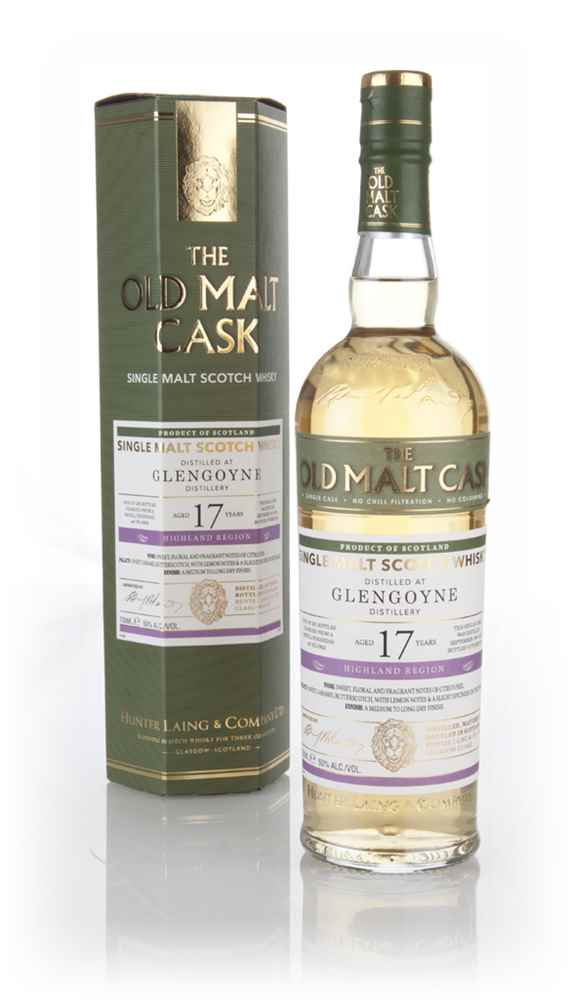 Glengoyne 17 Year Old 1997 (cask 10922) - Old Malt Cask (Hunter Laing)