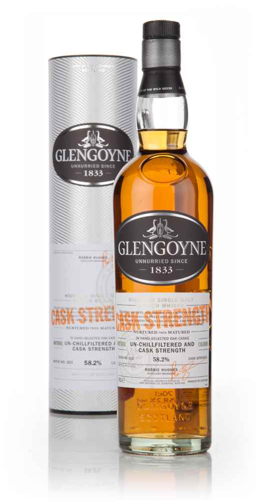 Glengoyne Cask Strength - Batch 3