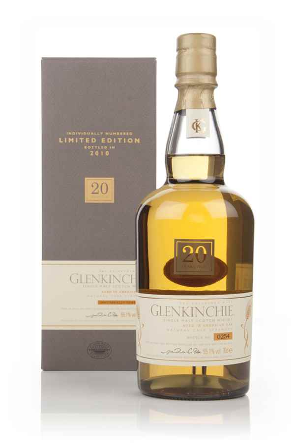 Glenkinchie 20 Year Old (2010 Special Release)
