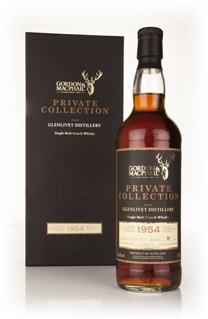 Glenlivet 1954 - Private Collection (Gordon and MacPhail)