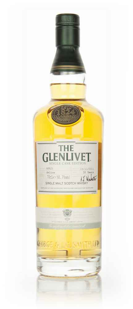The Glenlivet 20 Year Old Helios - Single Cask Editions