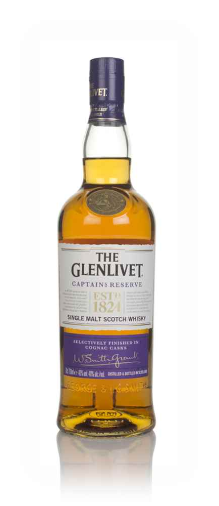 The Glenlivet Captain's Reserve