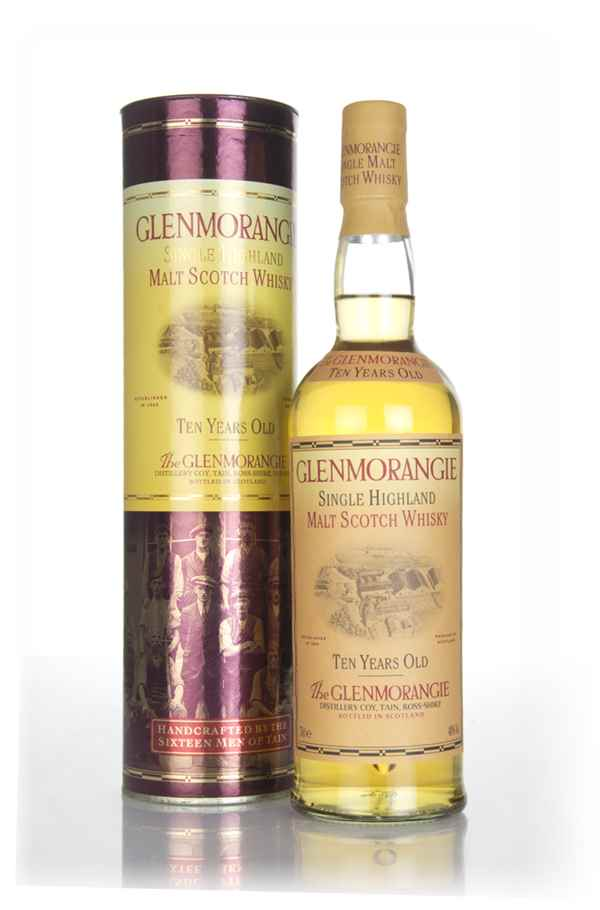 Glenmorangie 10 Year Old (Old Bottling) (with Presentation Tin)