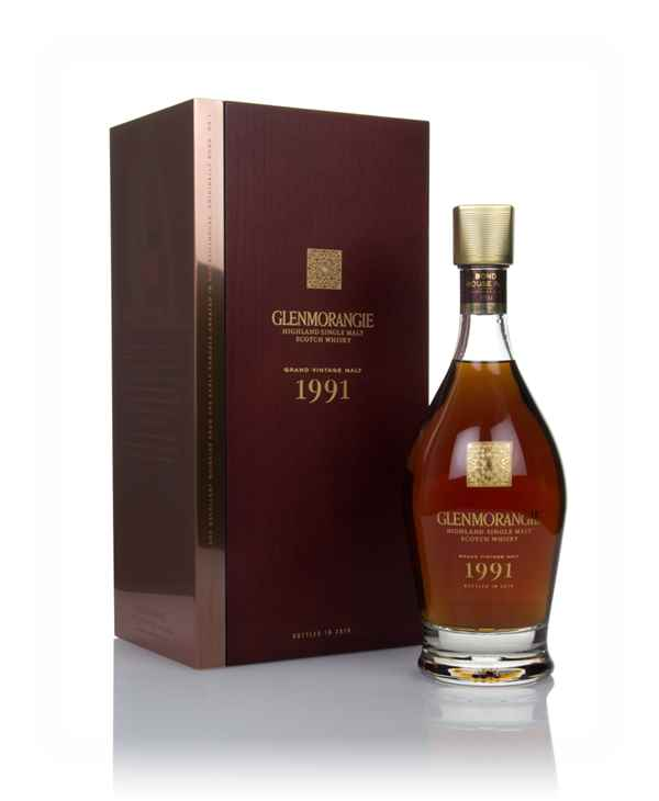 Glenmorangie Grand Vintage Malt 1991 (bottled 2018) - Bond House No.1
