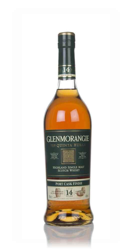 Glenmorangie The Quinta Ruban 14 Year Old