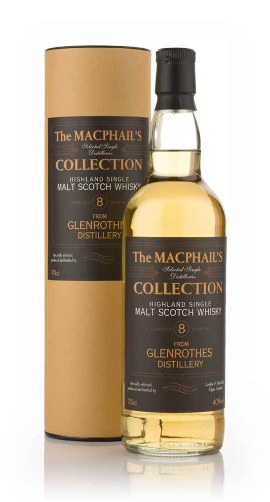Glenrothes 8 Year Old - The MacPhail's Collection (Gordon & MacPhail)