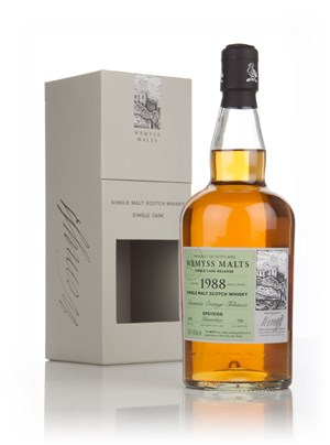 Aromatic Orange Tobacco 1988 - Wemyss Malts (Glenrothes)
