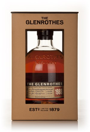 Glenrothes 1988 (bottled 2011)