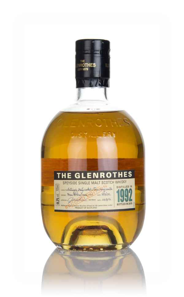 The Glenrothes 1992 - Second Edition (bottled 2014)