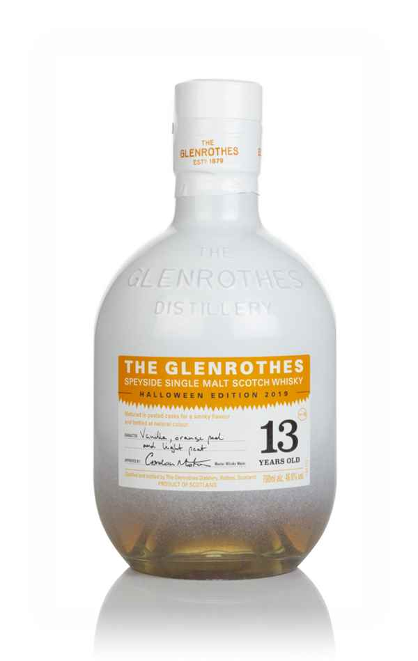 Glenrothes Halloween Edition 2020 The Glenrothes 13 Year Old   Halloween Edition 2019 Whisky