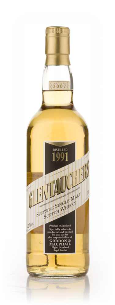 Glentauchers 16 Year Old 1991 (Gordon & MacPhail)