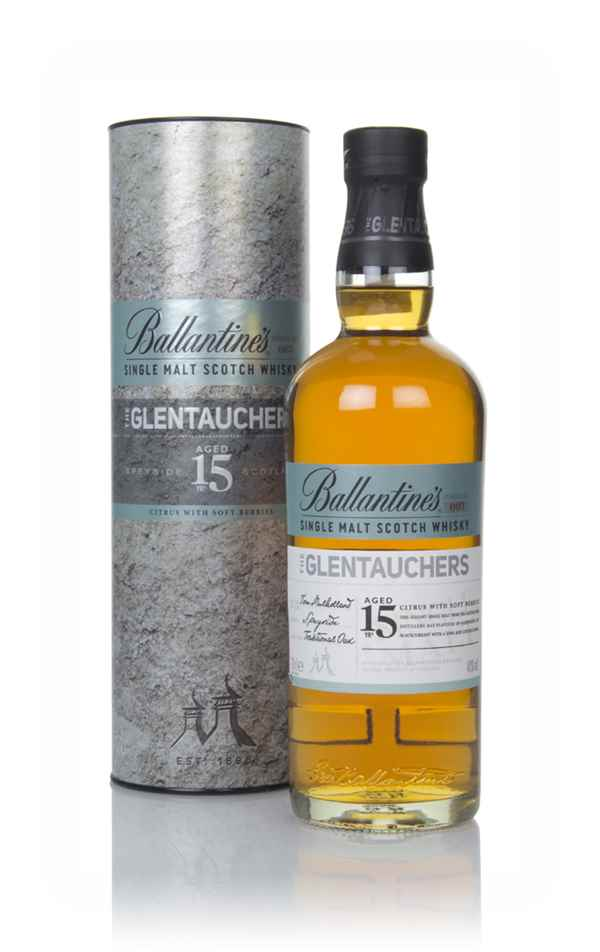 Glentauchers 15 Year Old - Ballantine's
