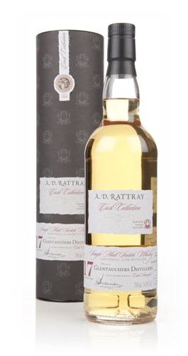 Glentauchers 17 Year Old 1996 (cask 1178) - Cask Collection (A. D. Rattray)