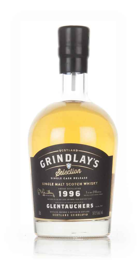 Glentauchers 19 Year Old 1996 (cask 7811) (Scotland Grindlay)