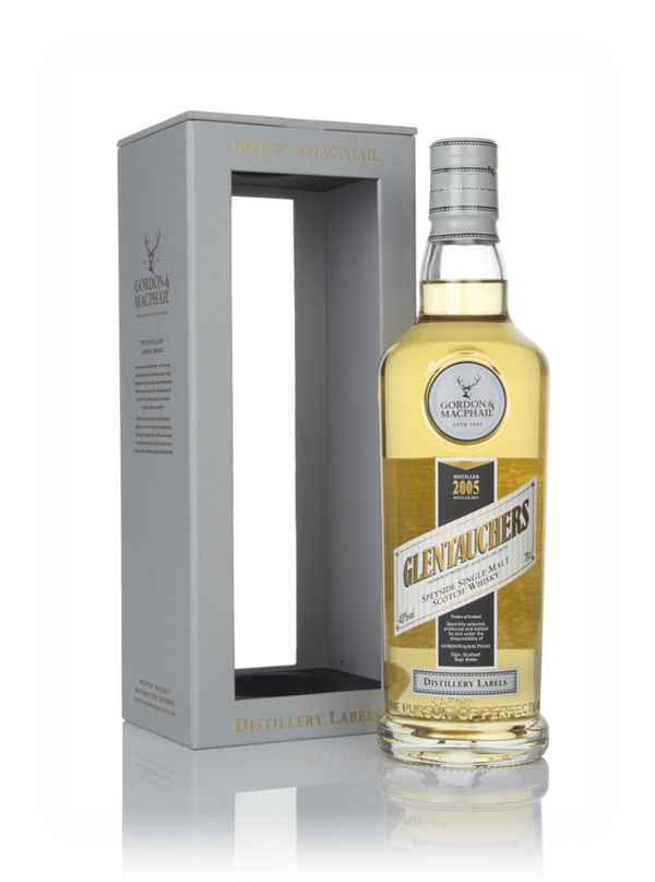 Glentauchers 2005 (bottled 2019) - Distillery Labels (Gordon & MacPhail)