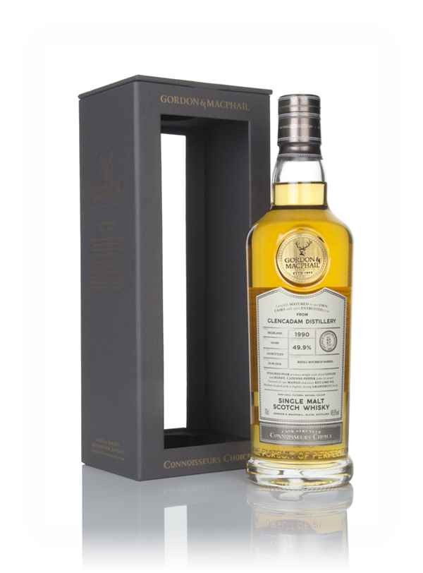 Glencadam 27 Year Old 1990 - Connoisseurs Choice (Gordon & MacPhail)