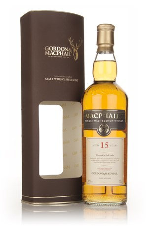 MacPhail's 15 Year Old - (Gordon and MacPhail)