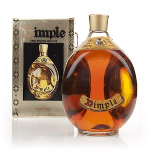 Haig's Dimple (With Box) 1l - 1970s