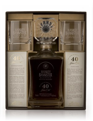 Hankey Bannister 40 Year Old 43.3%