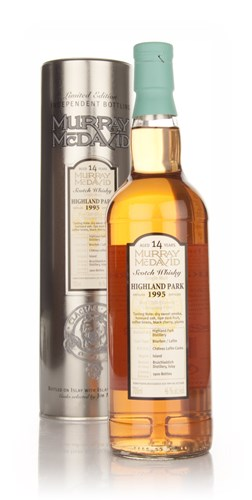 Highland Park 14 Year Old 1995 (Murray McDavid)