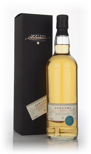 Highland Park 23 Year Old 1989 (cask 10518) (Adelphi)