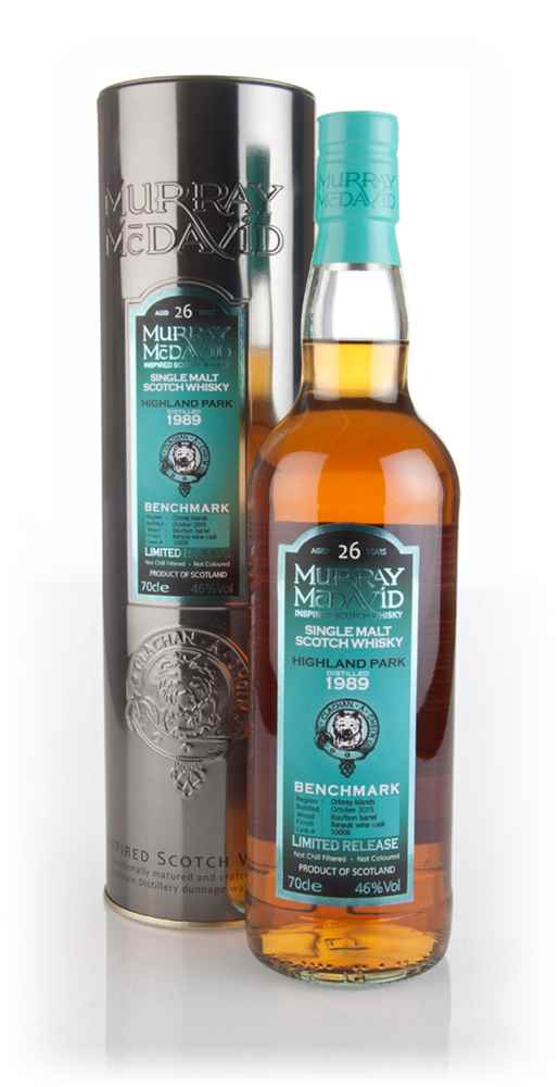 Highland Park 26 Year Old (cask 10006) - Benchmark (Murray McDavid)