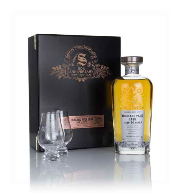 8249877cbbb Highland Park 30 Year Old 1988 (cask 755) - 30th Anniversary Gift ...
