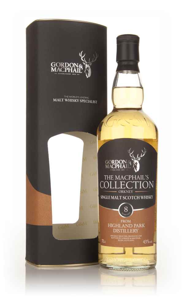 Highland Park 8 Year Old - The MacPhail's Collection (Gordon & MacPhail)