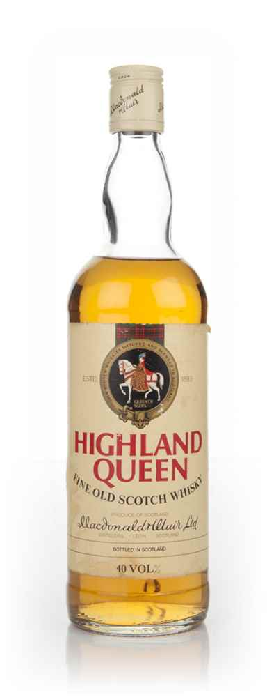 Highland Queen - 1970s