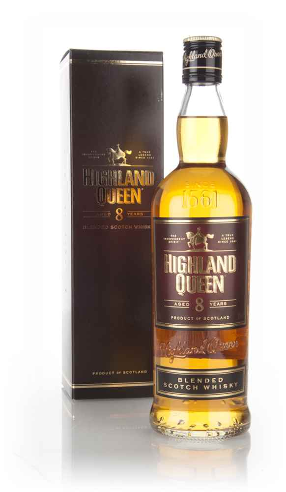 Highland Queen 8 Year Old