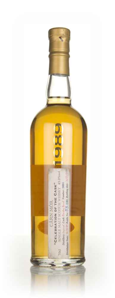 Imperial 27 Year Old 1989 (cask 2891) - Celebration of the Cask (Càrn Mòr)